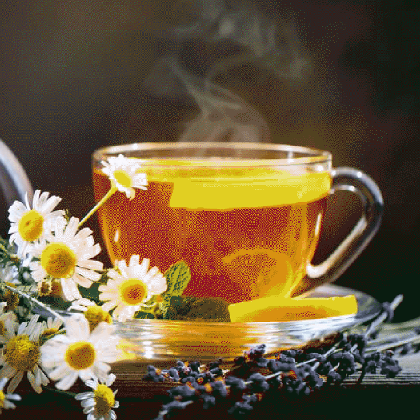 Spring Teas