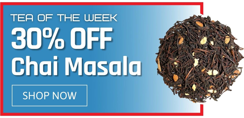 30% off Tea of the Week