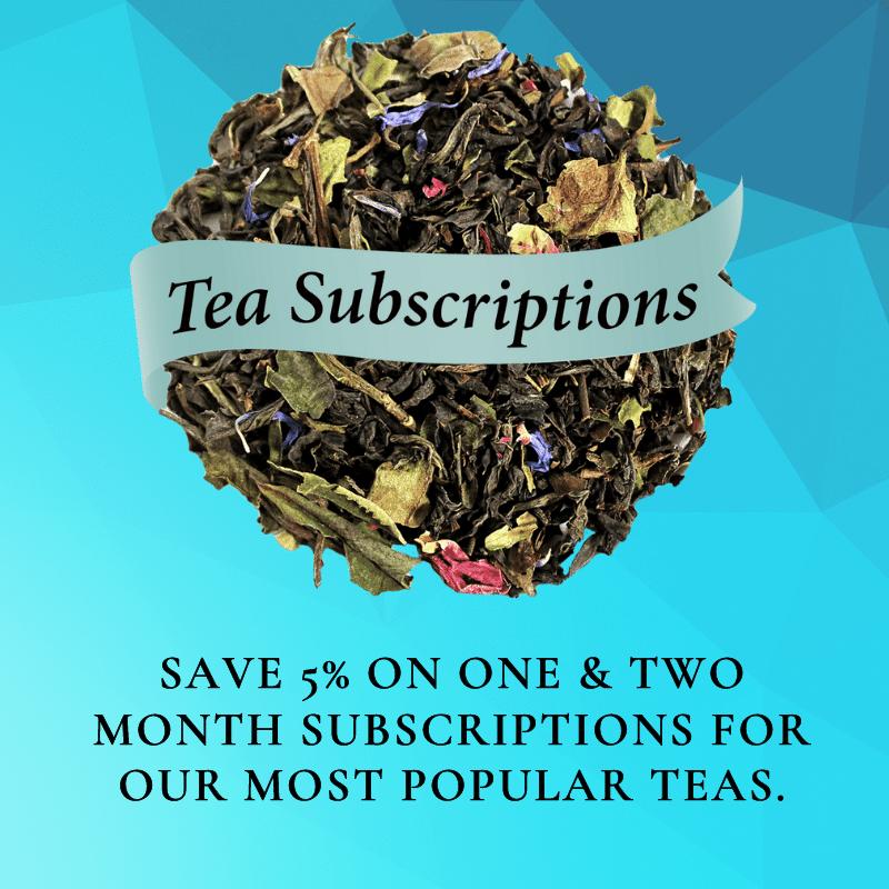 Tea Subscriptions