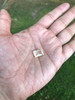 14mm X 10mm Emerald Cut 5.95 CTW Citrine Gemstone Eye Clean Quality