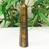 Tiger eye Obelisk Gemstone