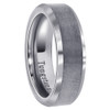 Gray Tungsten Band