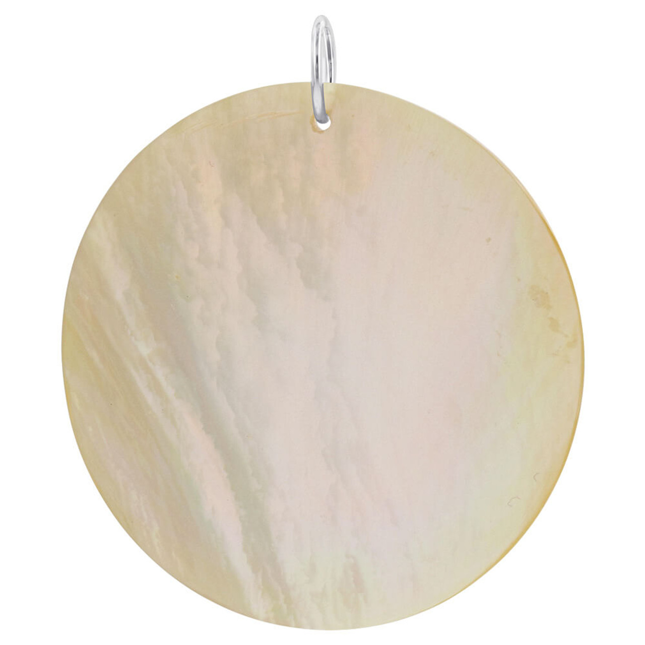 Mother of Pearl Charm Pendant