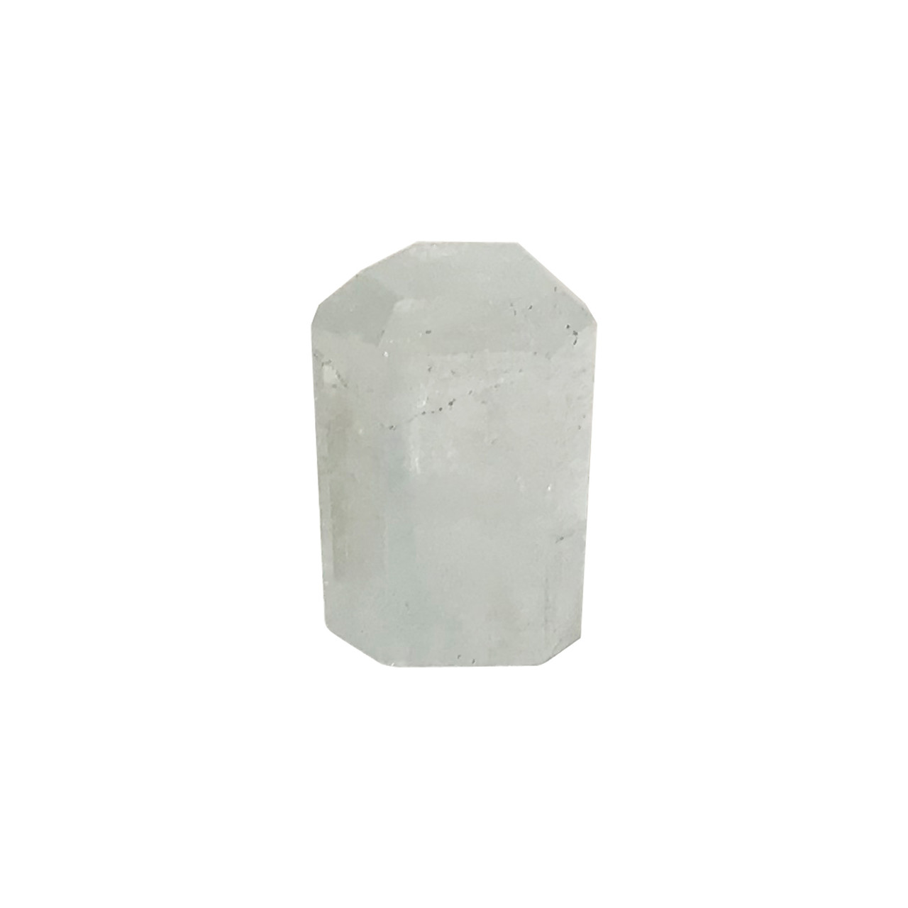Beautiful Faceted 31 Carat Natural Aquamarine Gemstone Crystal