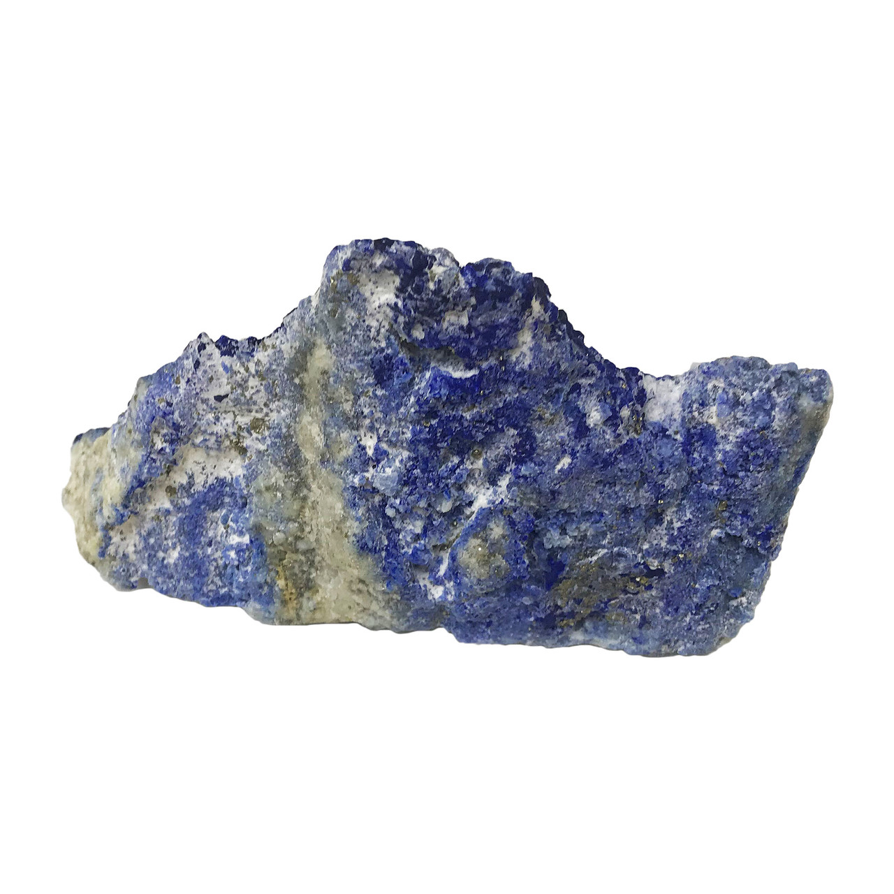 Natural Lapis with Sodalite Crystal Gemstone