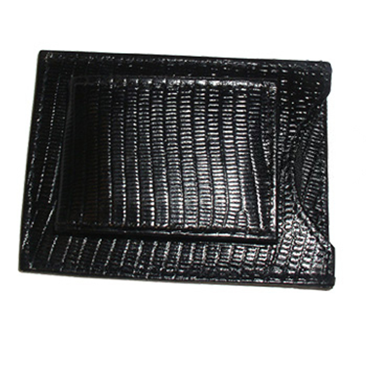 Credit Card Holder Money Clip Wallet Available in Black