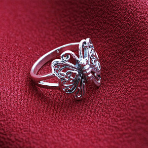 Butterfly Ring in 925 Sterling Silver bdr1005