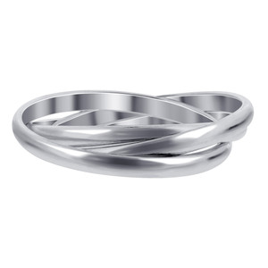 Triple Band Thumb Ring
