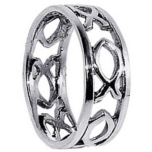925  Sterling Silver Band