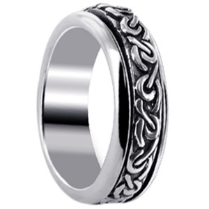 Celtic Knot Spinning Band