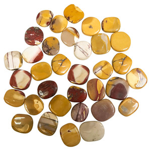 Natural Australian Mookaite Gemstone