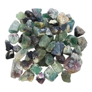 Natural Raw Rough Fluorite Gemstones