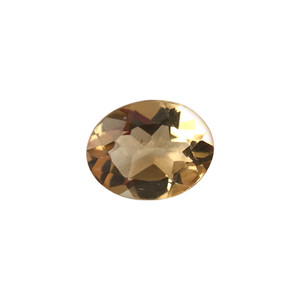 Oval Cut Citrine
