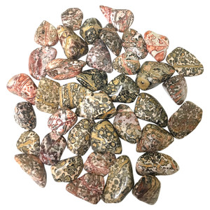 Jasper Tumbled Gemstones
