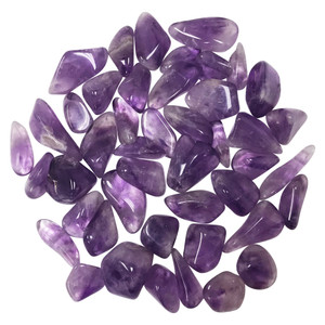 Amethyst Tumbled Gemstone