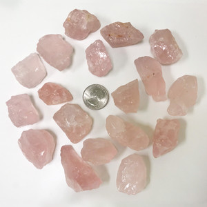 Natural Rough Raw Quartz Crystal Gemstones