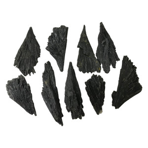 Black Kyanite Blades from Brazil