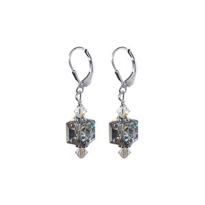 Swarovski Elements Crystal Drop Earrings