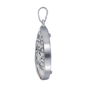 Clear Quartz Gemstone Pendant