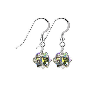 Vitrail Medium Crystal Drop Earrings