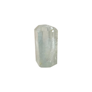 Genuine Aquamarine Mineral Crystal