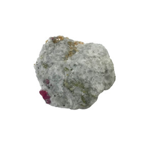 Ruby Crystal Gemstone
