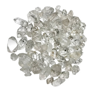 Diamond Quartz Crystal Gemstone