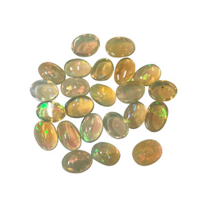 Natural Ethiopian Opal Gemstone