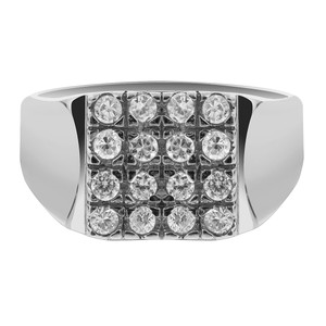 Men's Cubic Zirconia Ring