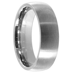 Stainless Steel Engravable 6mm Band