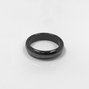 Simulated Hematite 6mm Band