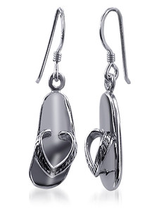 Flip Flop Dangle Earrings