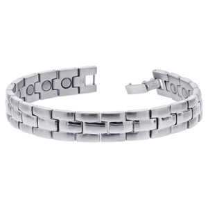 Magnetic Link Therapy Bracelet