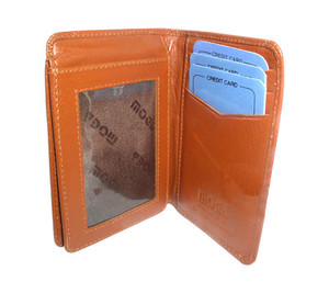 Leather Handmade Credit Card Holder Wallet Available in Different Colors #MW3090139