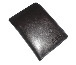 Leather Handmade Credit Card Holder Wallet Available in Different Colors