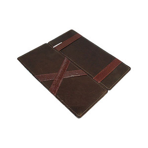 Leather Smart Magic Wallet Credit Card Purse
