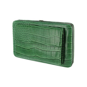 Spacious Clutch Purse Wallet with Strap Available in Different Colors #WPK