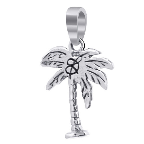 Palm Tree Pendant
