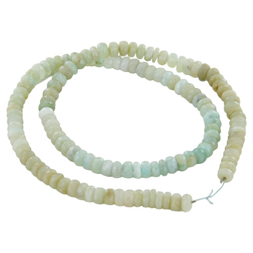 Faceted Peruvian Opal Beads