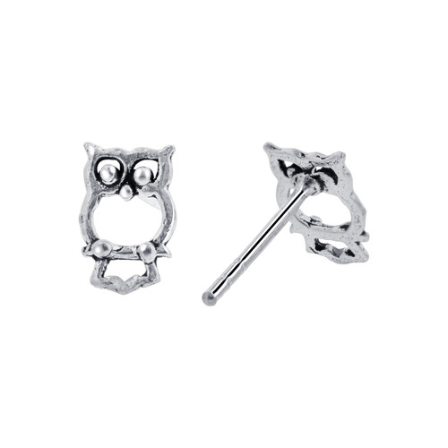 Owl Kids Drop Earrings