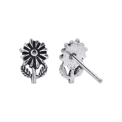 Sunflower Kids Stud Earrings