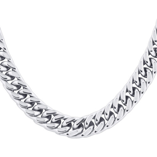 Men's Curb Chain Necklace
