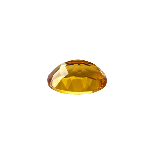 Citrine Faceted Loose Gemstone