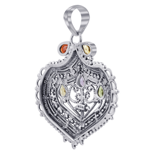 925 Sterling Silver Bali Style Jewelry