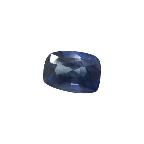 11.7mm x 8.2mm x 5.9mm Cushion Cut 4.91 CTW Blue Sapphire Gemstone