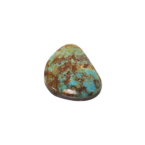 Natural #8 Turquoise 38 Carat Cabochon Gemstone for Jewelry Supplies DIY