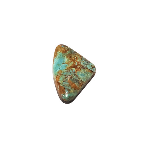 Natural #8 Turquoise 42 Carat Cabochon Gemstone for Jewelry Supplies DIY