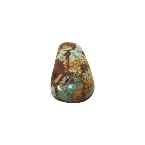 Natural #8 Turquoise 39 Carat Cabochon Gemstone for Jewelry Making