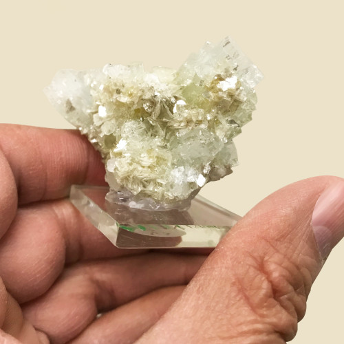Aquamarine Crystal Gemstone
