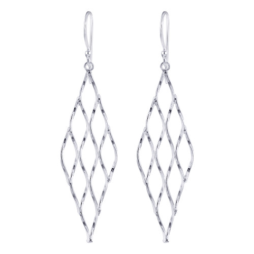 Sterling Silver Drop Earrings